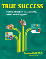True Success - Youth or High School workbook